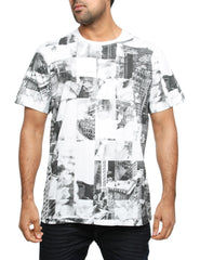 Akademiks Galaxy T-Shirt A35TE29 Black