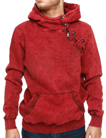 Behype S209 Hoodie  Red