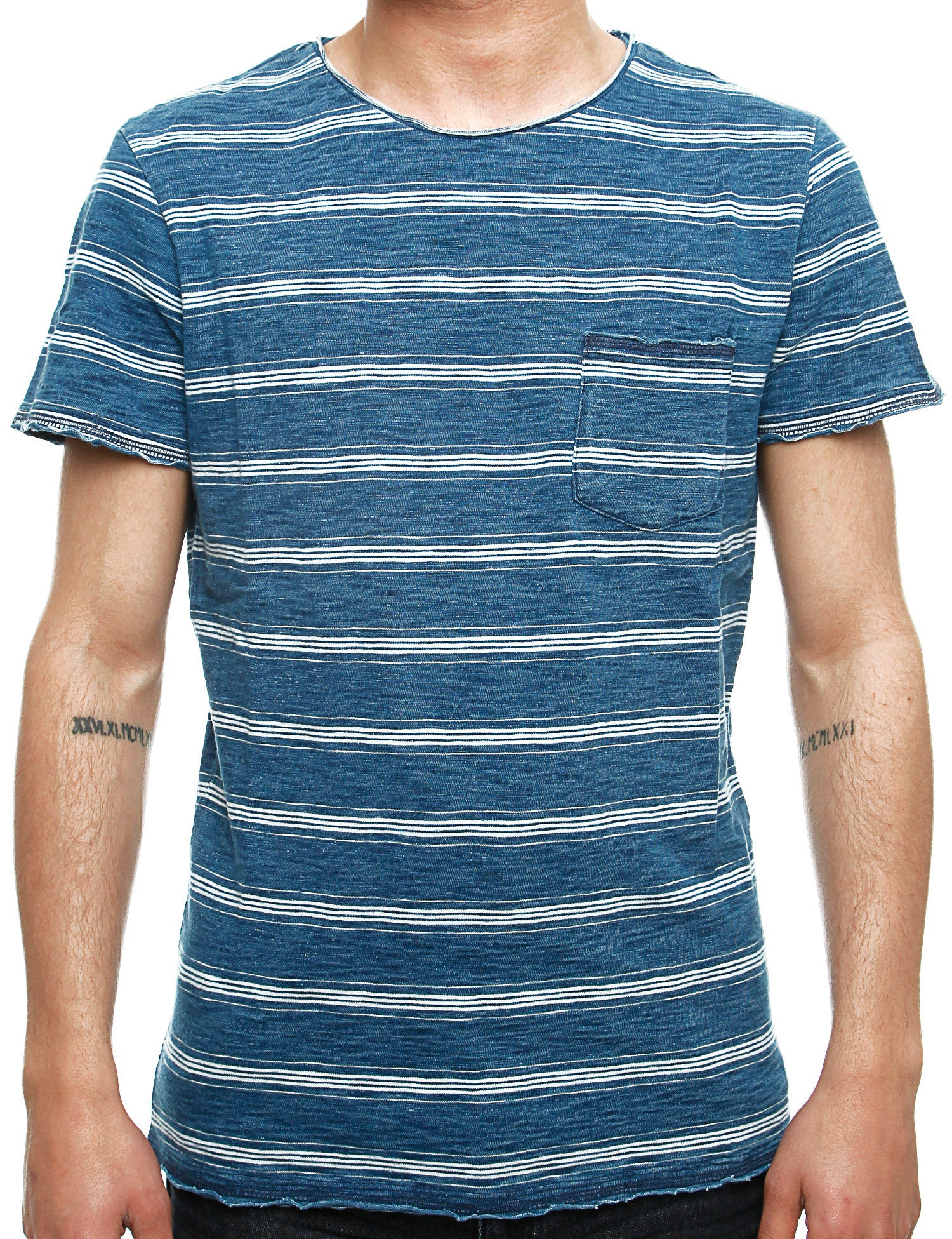 Blend of America T-Shirt 20700733 Navy