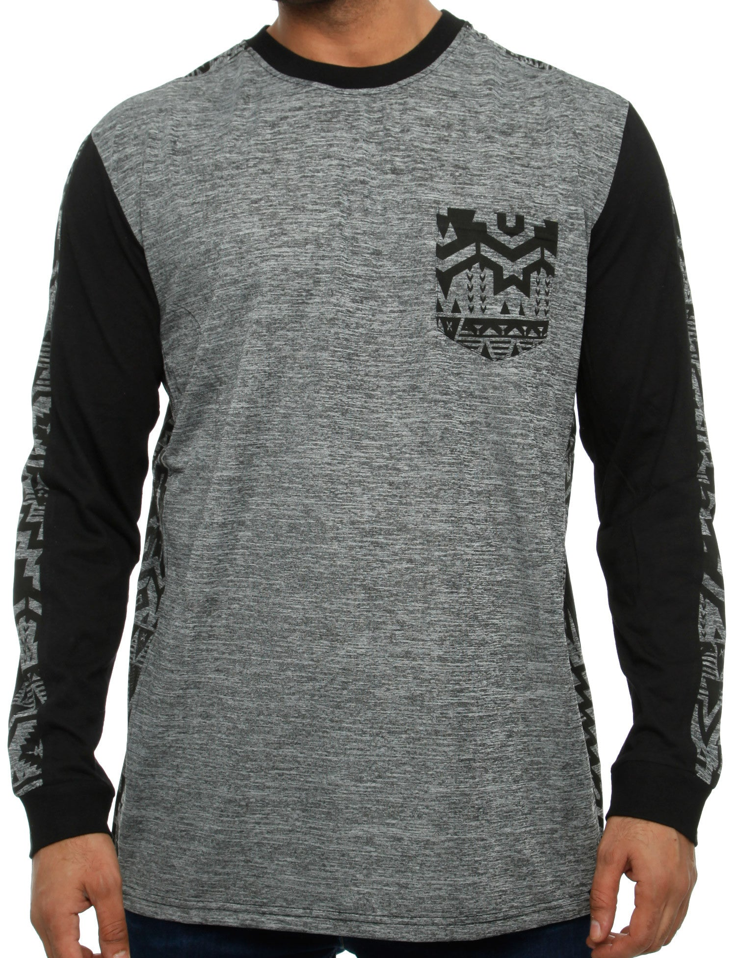 Southpole Long Sleeve 15321-1089 Grey