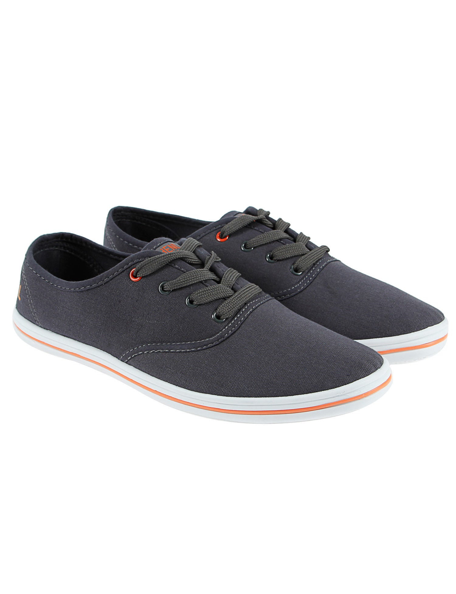 Henleys Bevan Shoes HFW00035 Grey