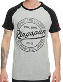 Ringspun Sandon T-Shirt MT2a108989 Grey