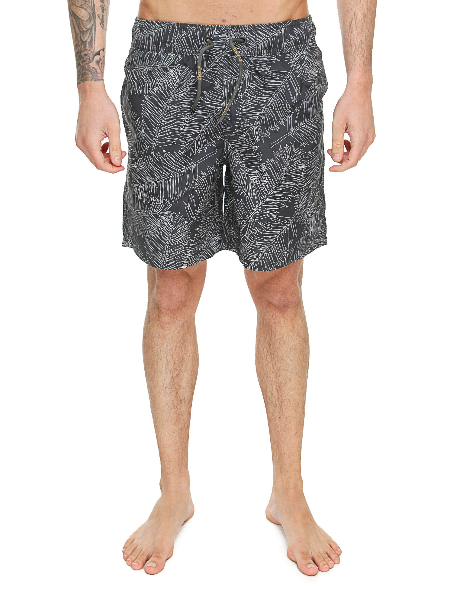 Blend Swimshort 20700740 India Ink Blue