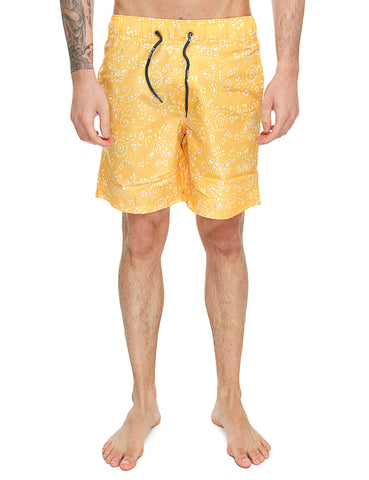 Blend Swimshort 20700740 Apricot Yellow