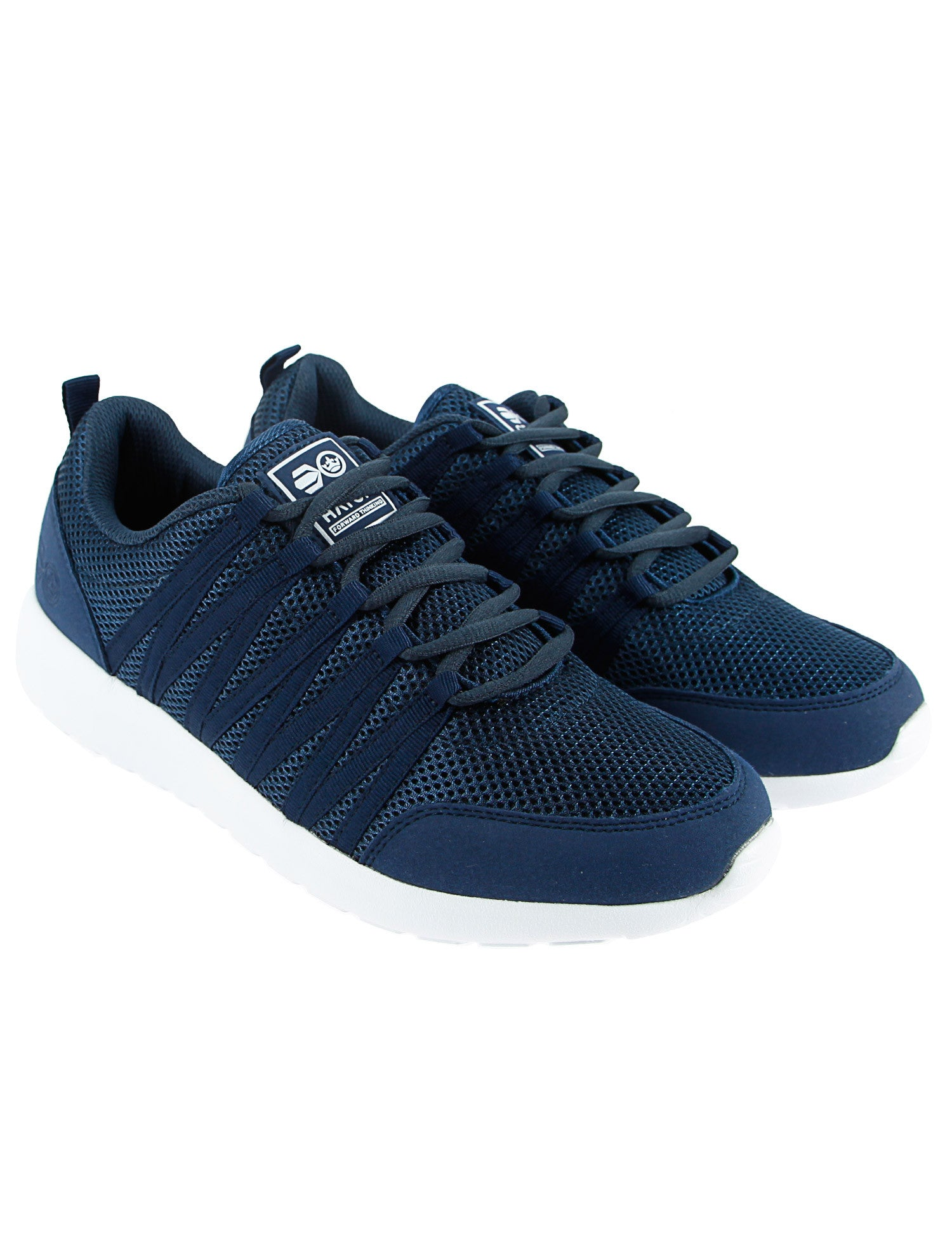 Crosshatch Primeval Shoes CH2V109113 Dress Blue
