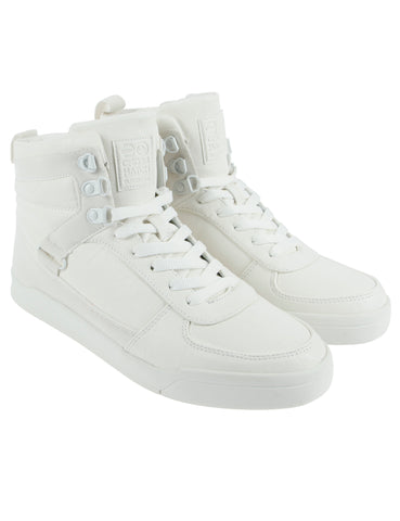Crosshatch Oxon Shoes CH2V109452 Off White