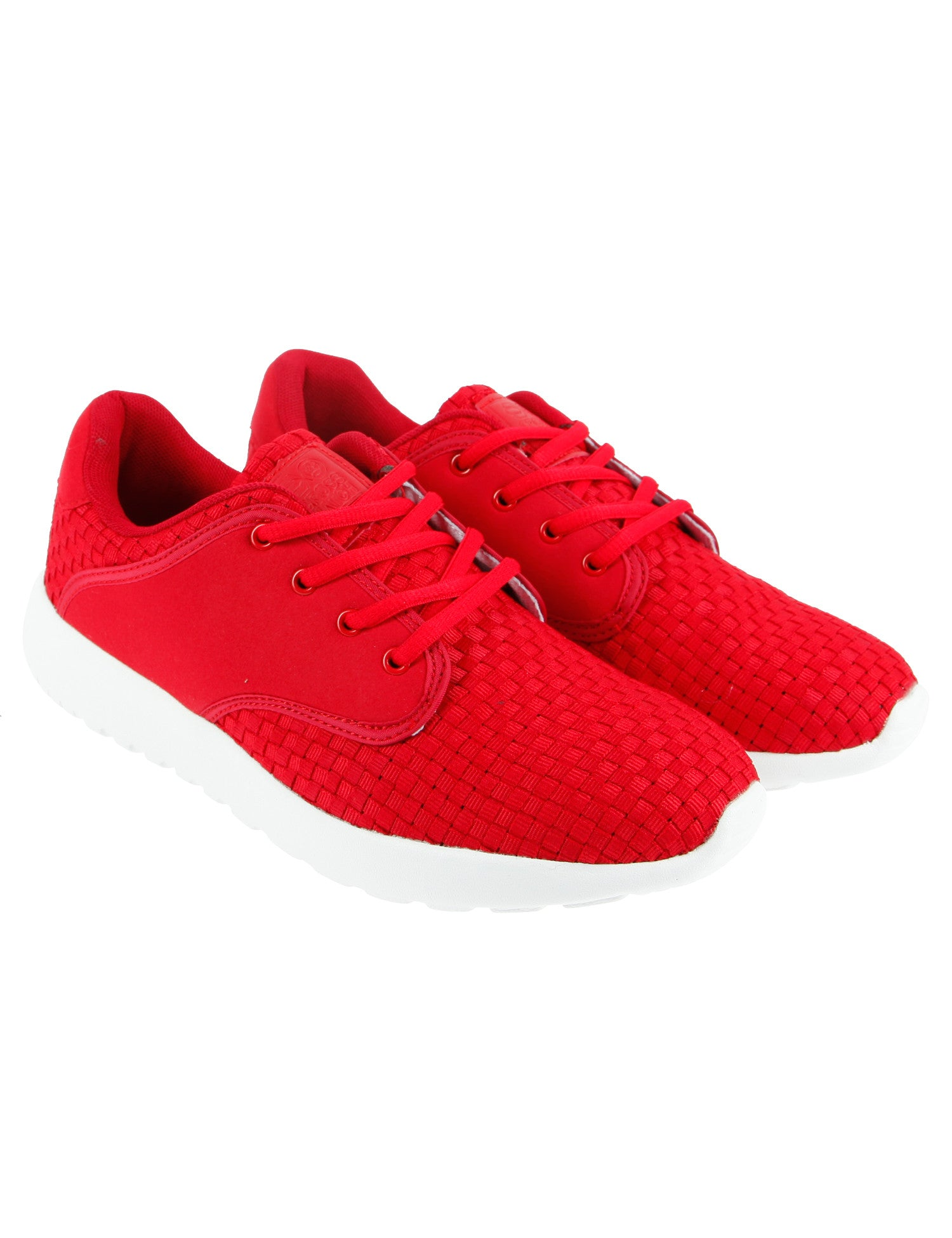 Crosshatch Runner Shoes CH2V109449 Haute Red
