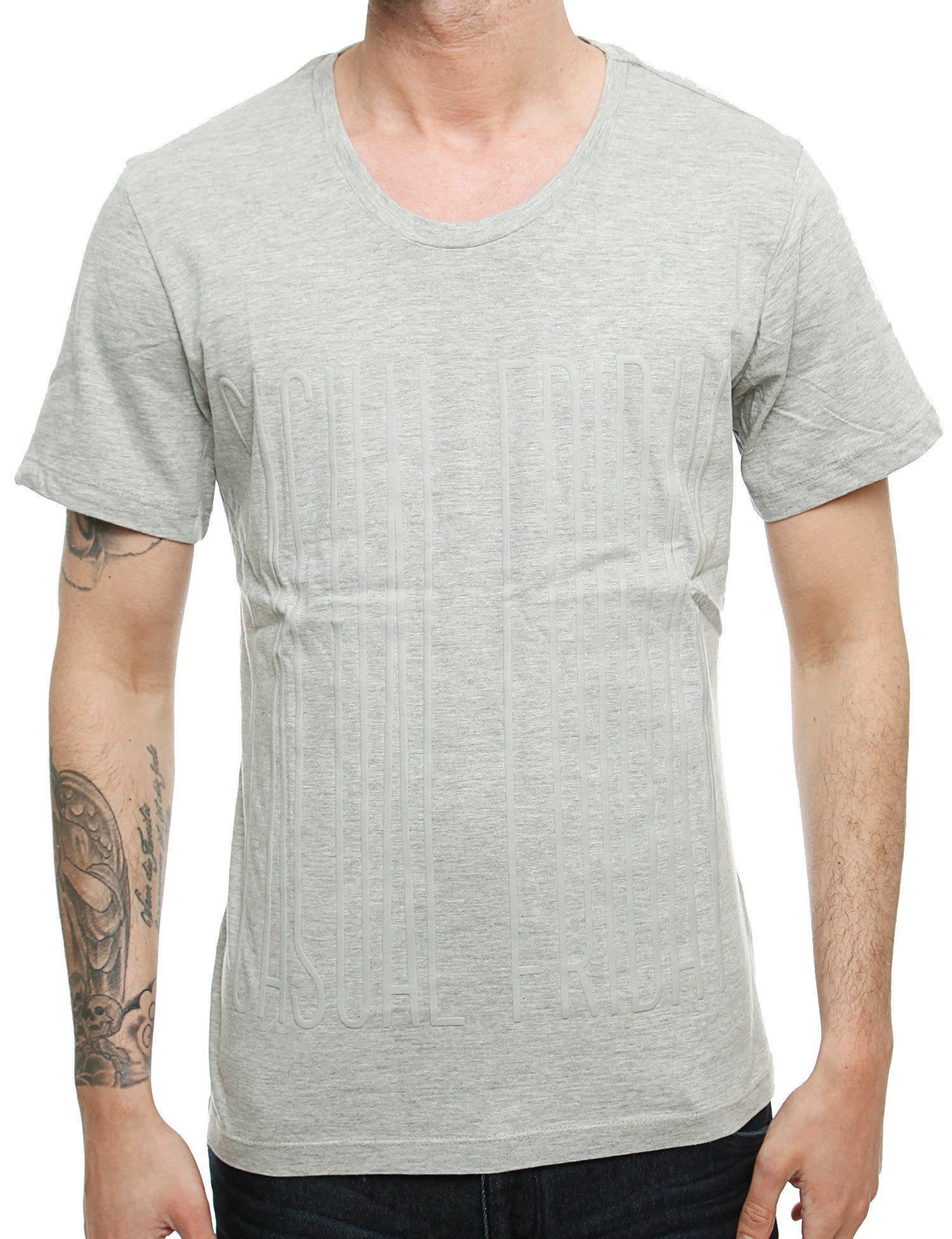 Blend T-Shirt 20500193 Light Grey