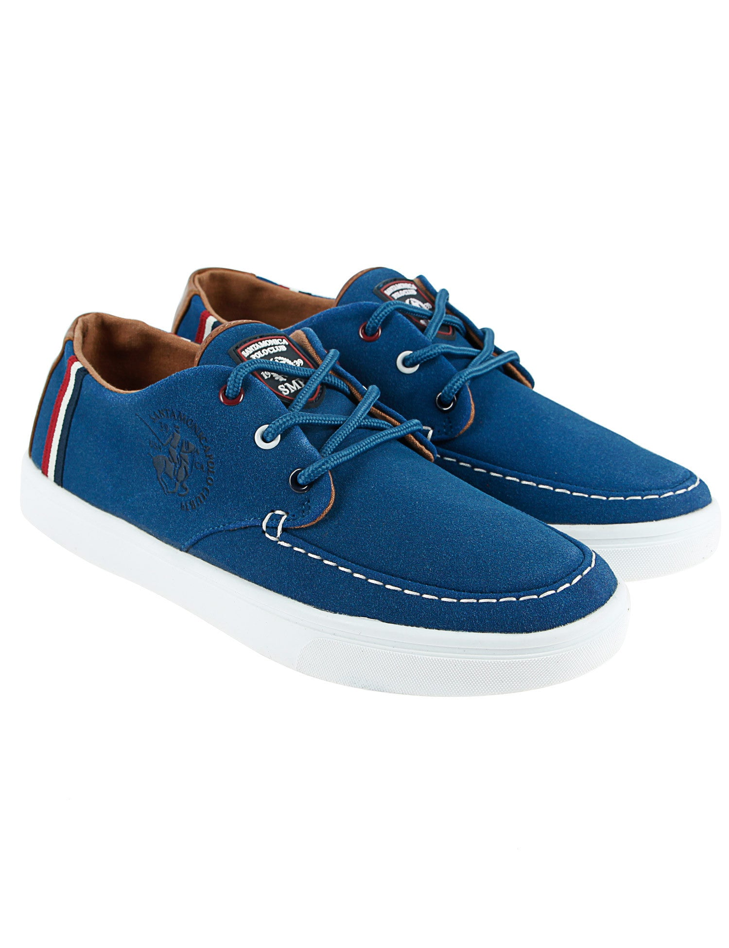 Santa Monica Sailing Shoes  Blue