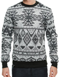 Switch Sublimation Crewneck SF5219 Black