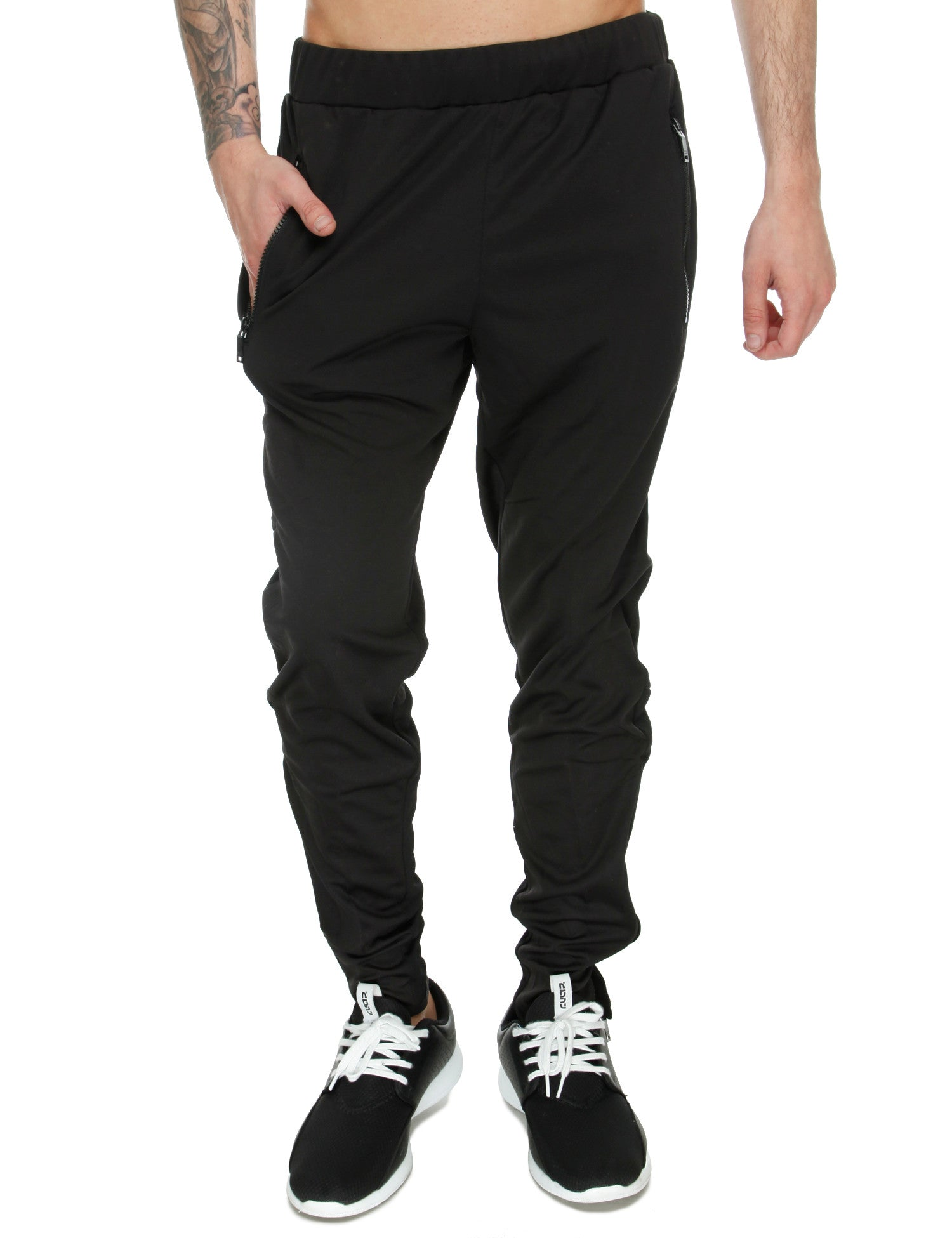 Switch Poly Soccer Sweatpant SPK5113 Black