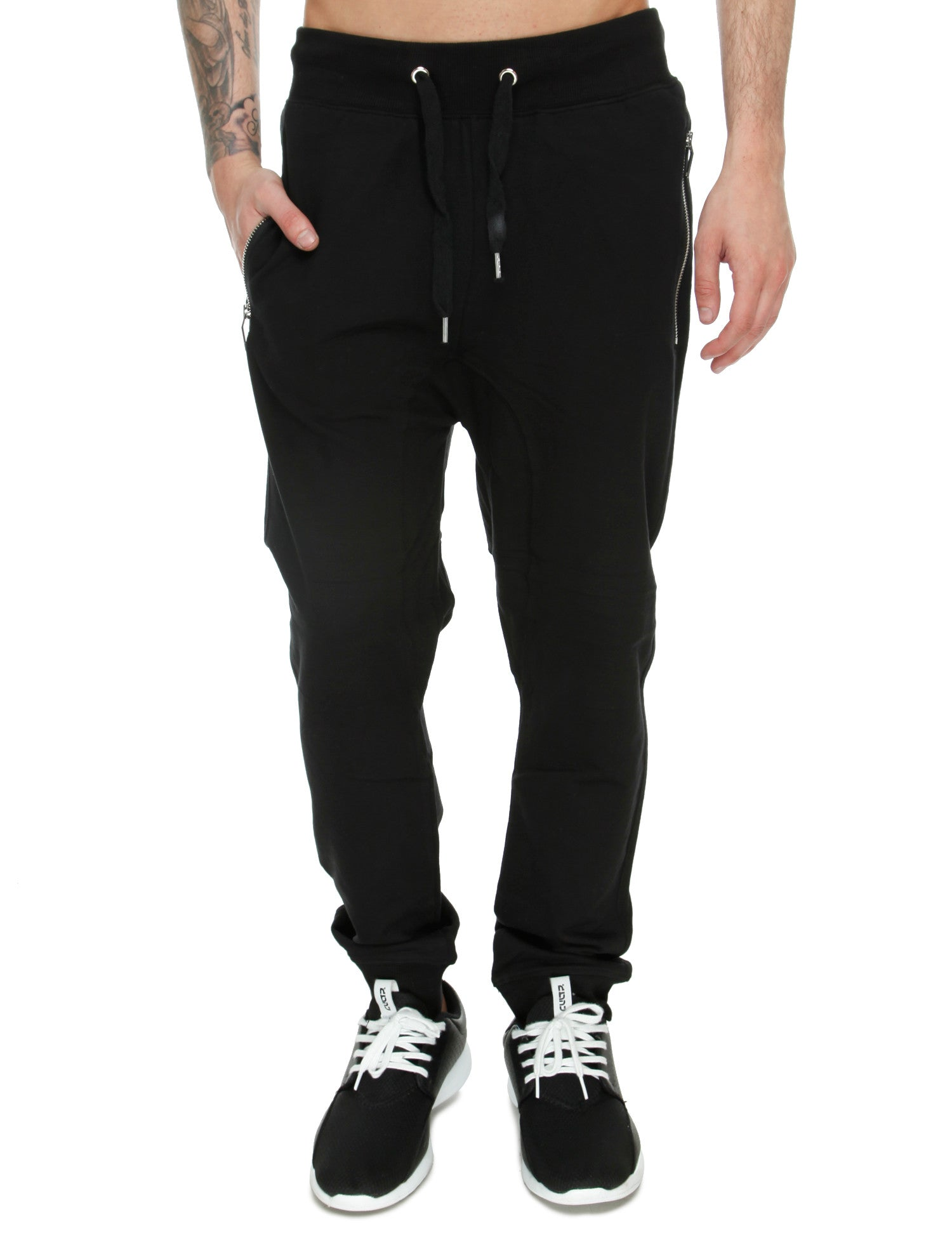 Switch French Terry Sweatpant SPK5116 Black
