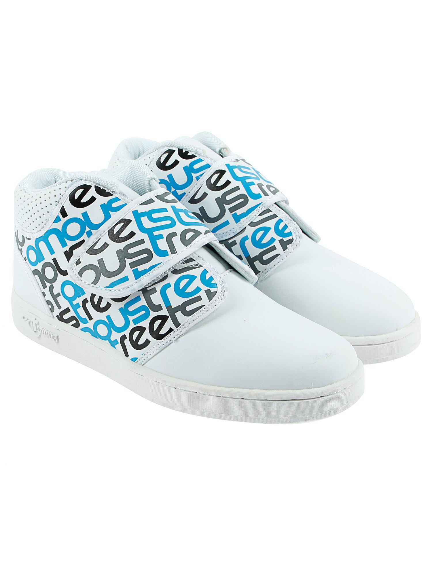Townz Shoes G206 White
