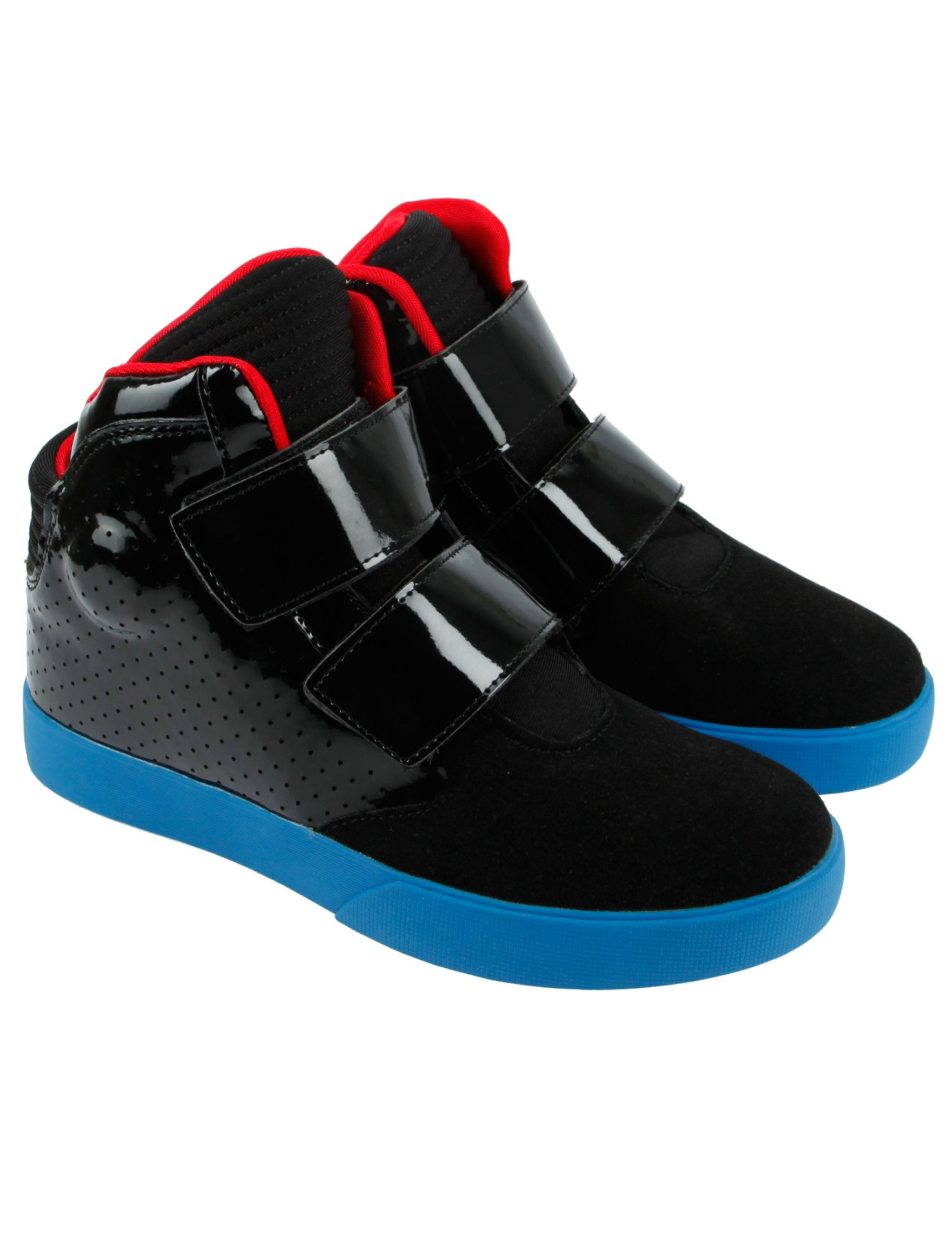 Cultz 150821 Shoes Black Red
