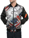 Switch Bomber Jacket SF5812 Black