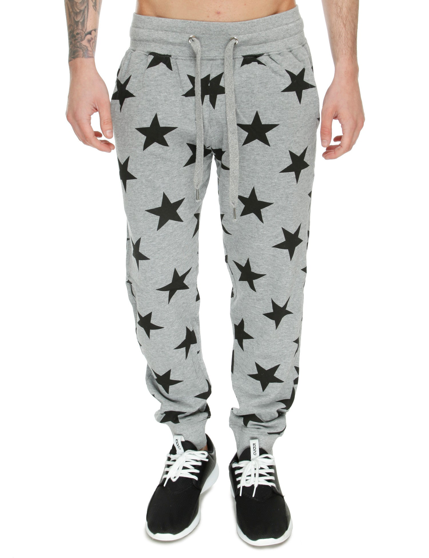 Switch Star Sweatpant SPK5127 Grey