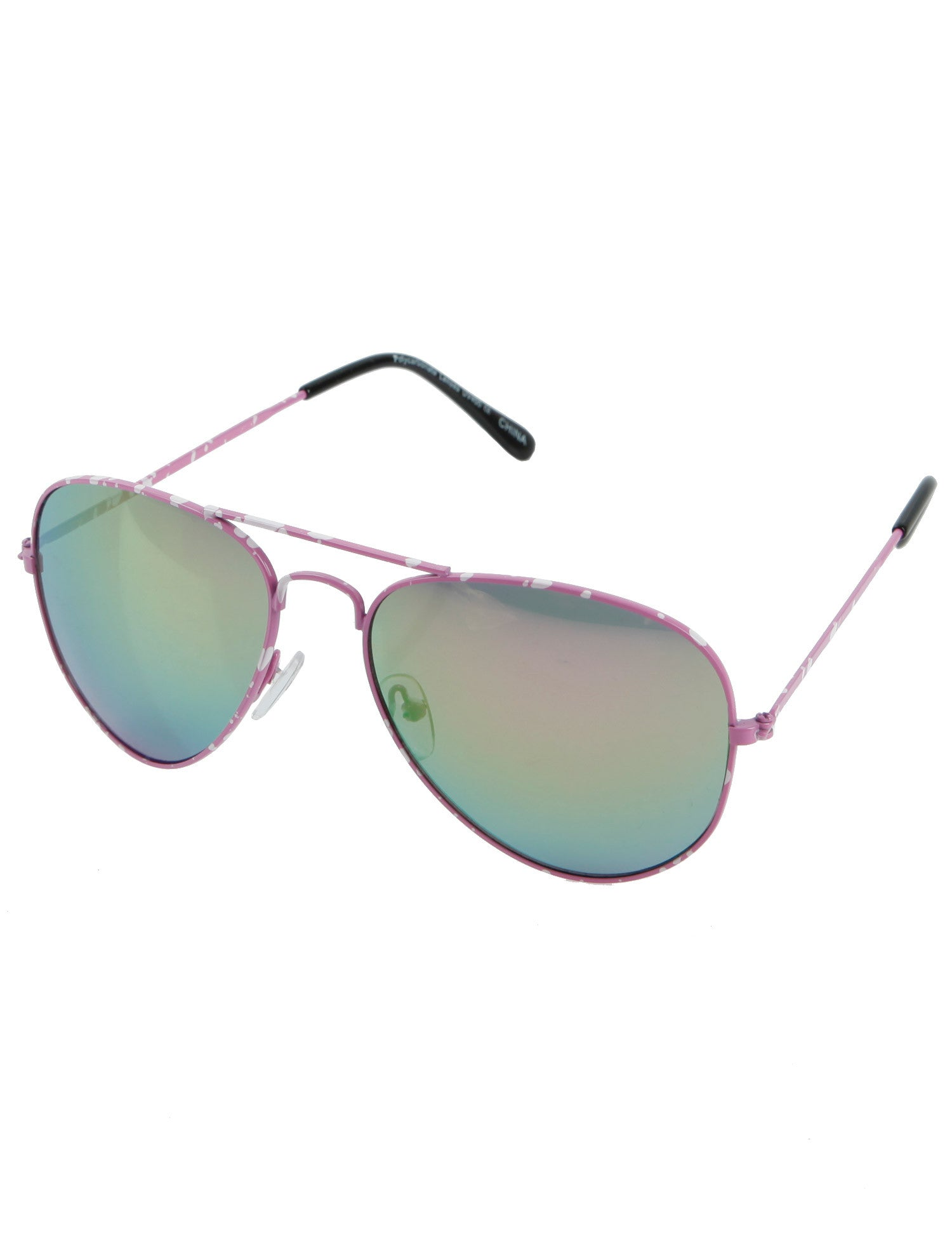 Image of Sunglasses F1504 Pink