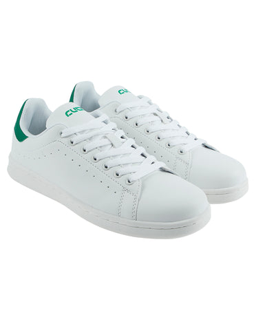 Cultz 851127W Women Shoes White Green