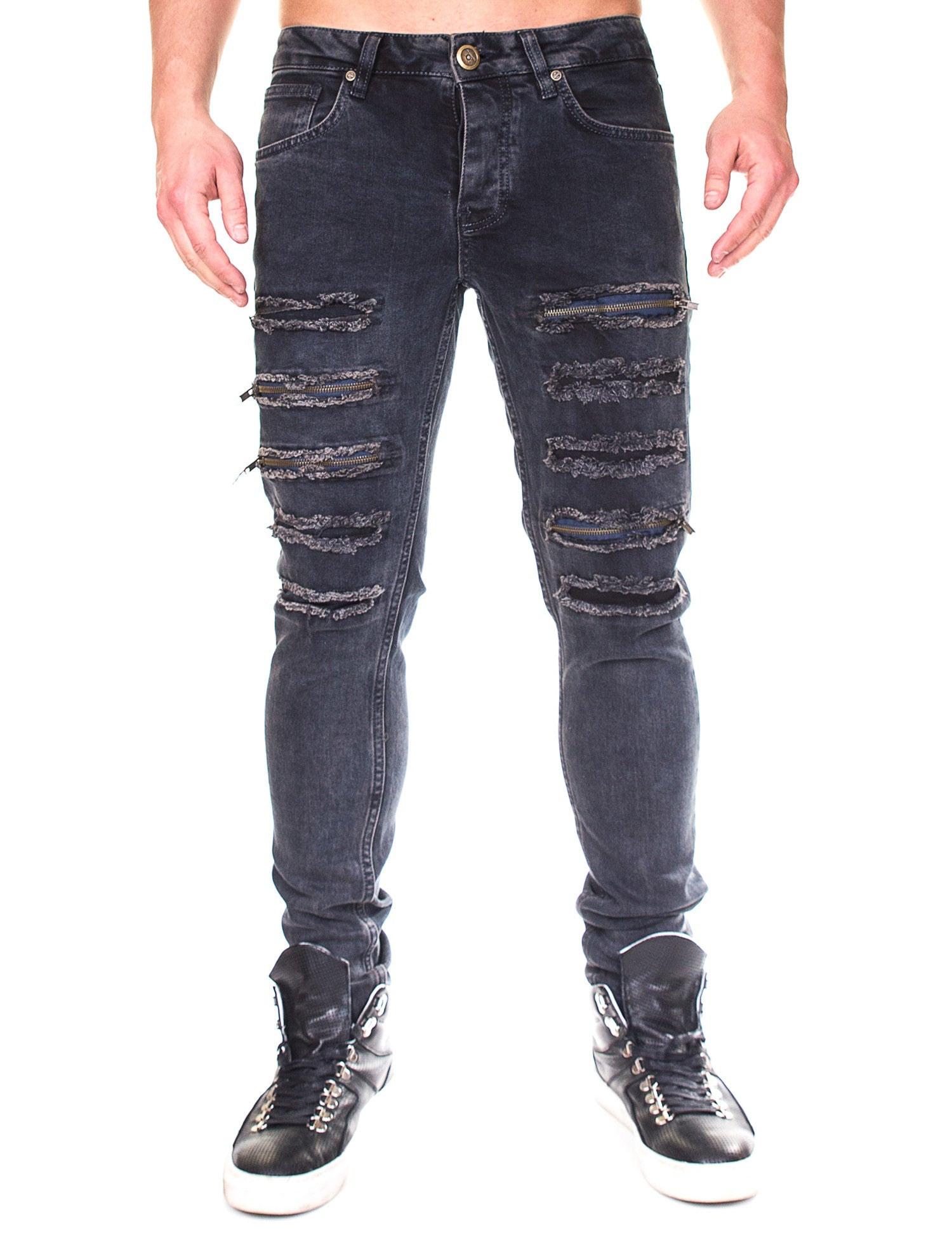 Denim House Jeans DDH-992 Black