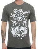 YLD Spray Day  T-Shirt  YLD16-001 Grey