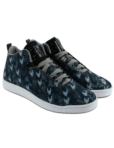 Cultz Mid Top Shoes 150301 Camo