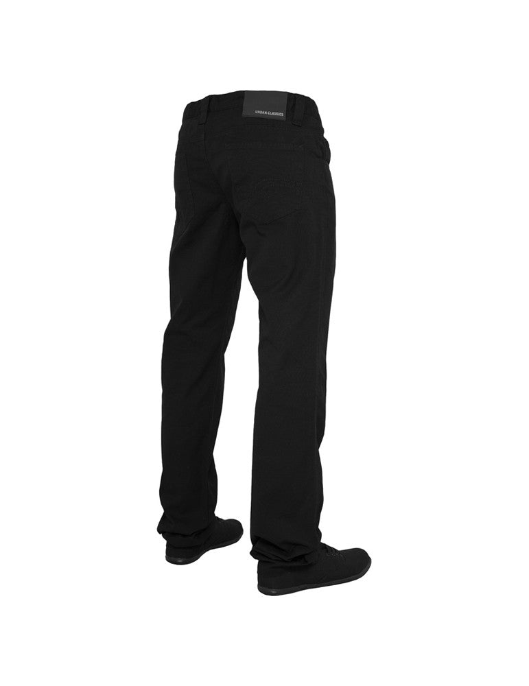 5 Pocket Pants Black