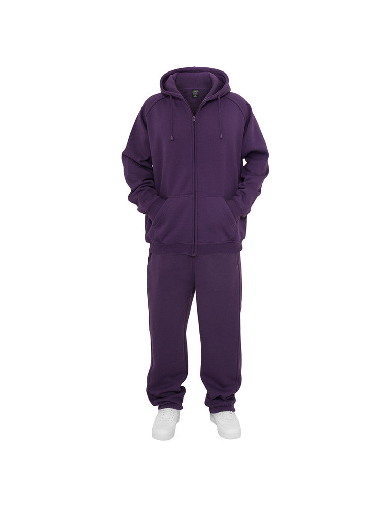 Blank Suit TB001 plum Purple