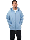Zip Hoody TB014C skyblue Blue