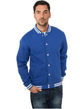 College Sweatjacket TB119 royal Blue