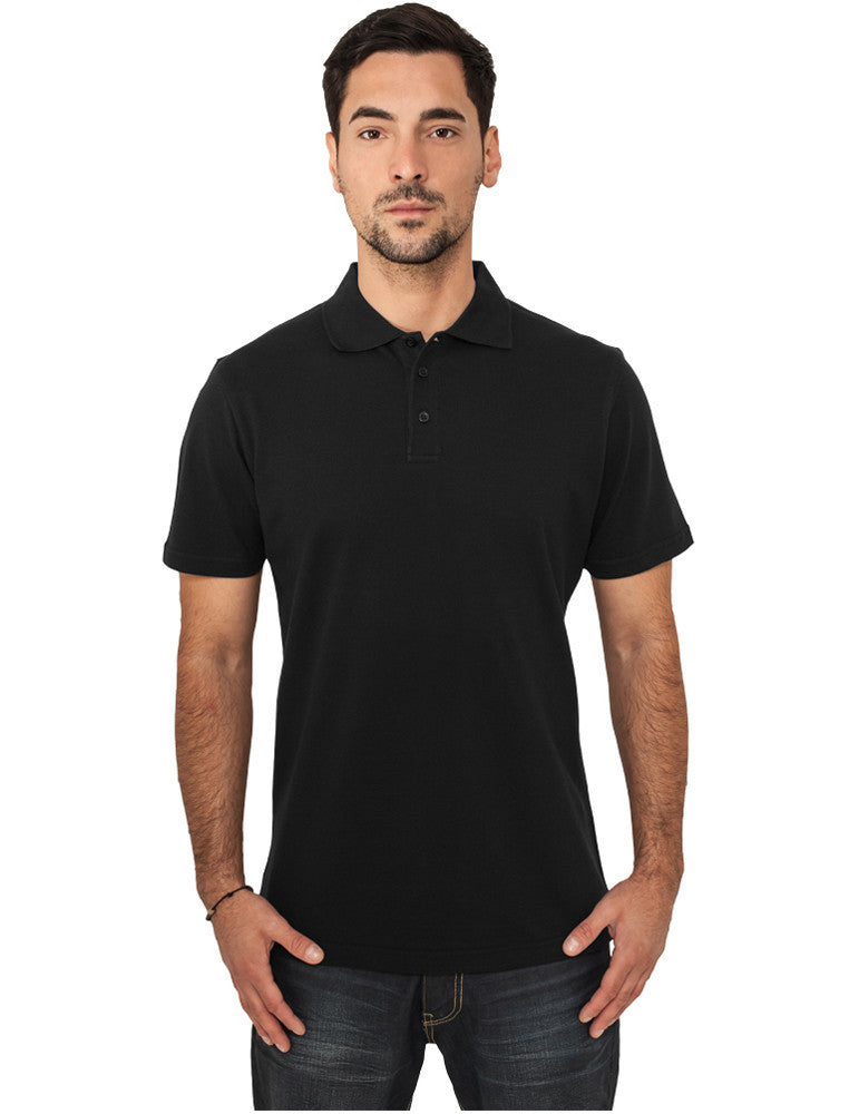 Basic Polo TB151 black Black