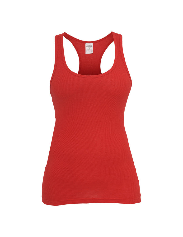 Ladies Tanktop TB156 red Red