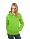 Ladies Hoody TB222 limegreen Green