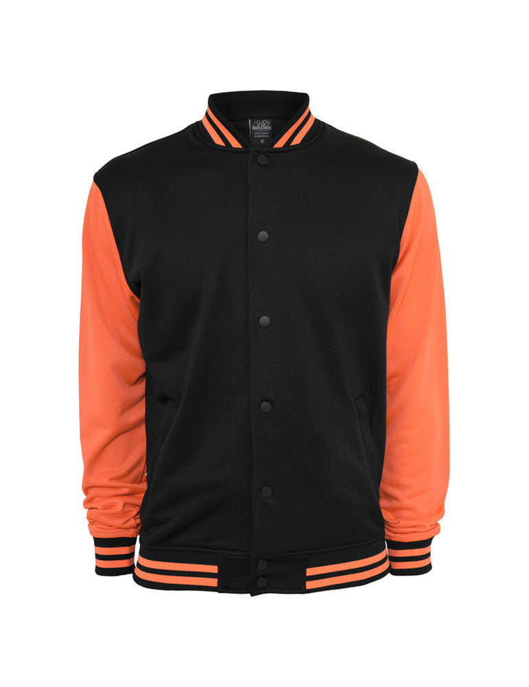 Neon College Jacket TB240 blk/inf Black