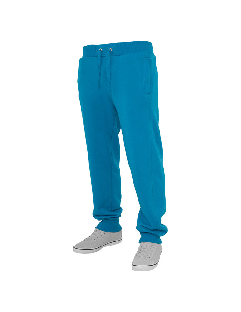 Straight Fit Sweatpants TB252 turquoise Turquoise