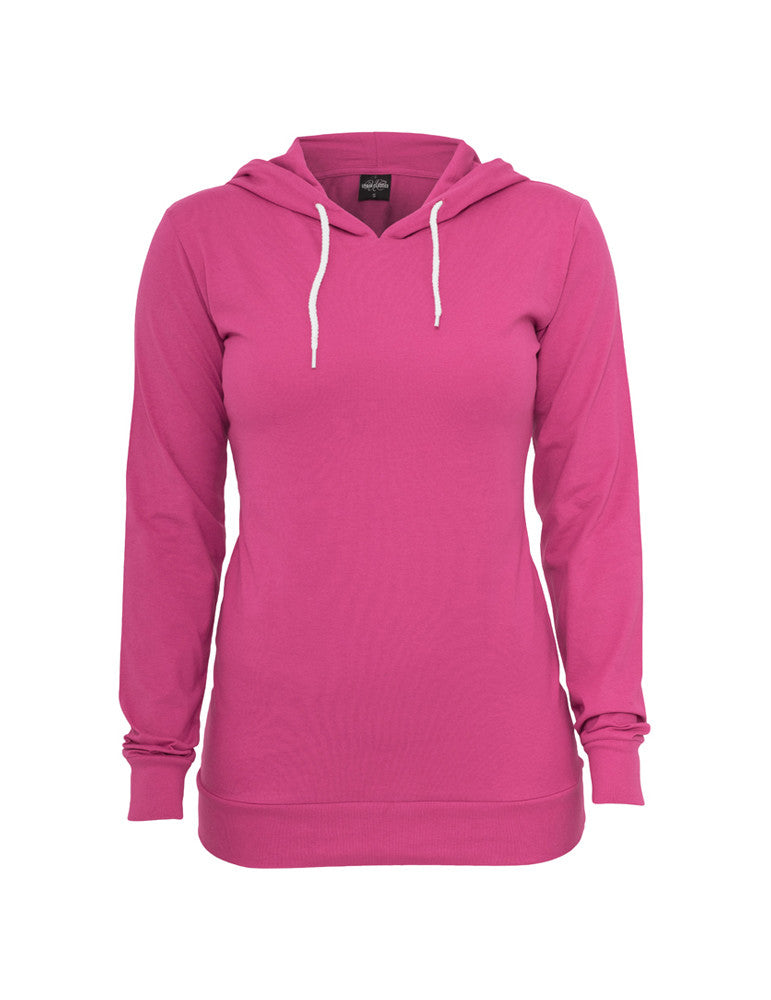 Ladies Jersey Hoody TB387 fuchsia Purple