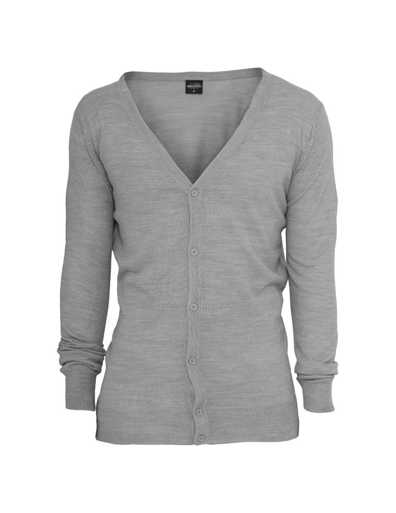 Knitted Cardigan TB405 grey Grey