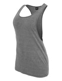 Ladies Loose Burnout Tank TB456 darkgrey Grey