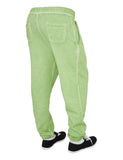 Ladies Spray Dye Sweatpant TB459 mint Green
