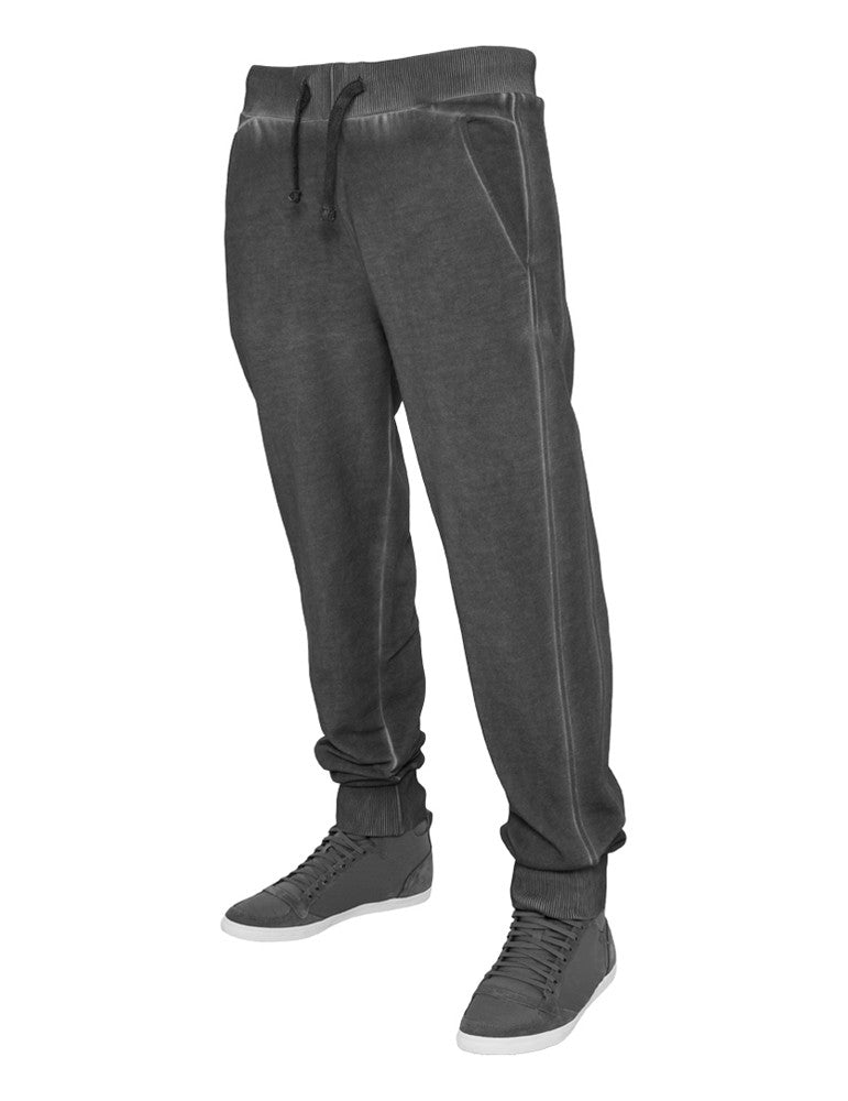 Spray Dye Sweatpants TB481 darkgrey Grey