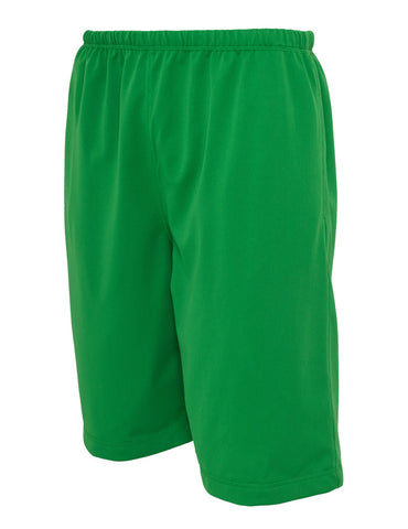 BBall Mesh Shorts with Pockets TB508 c.green Green