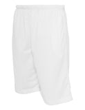 BBall Mesh Shorts with Pockets TB508 white White