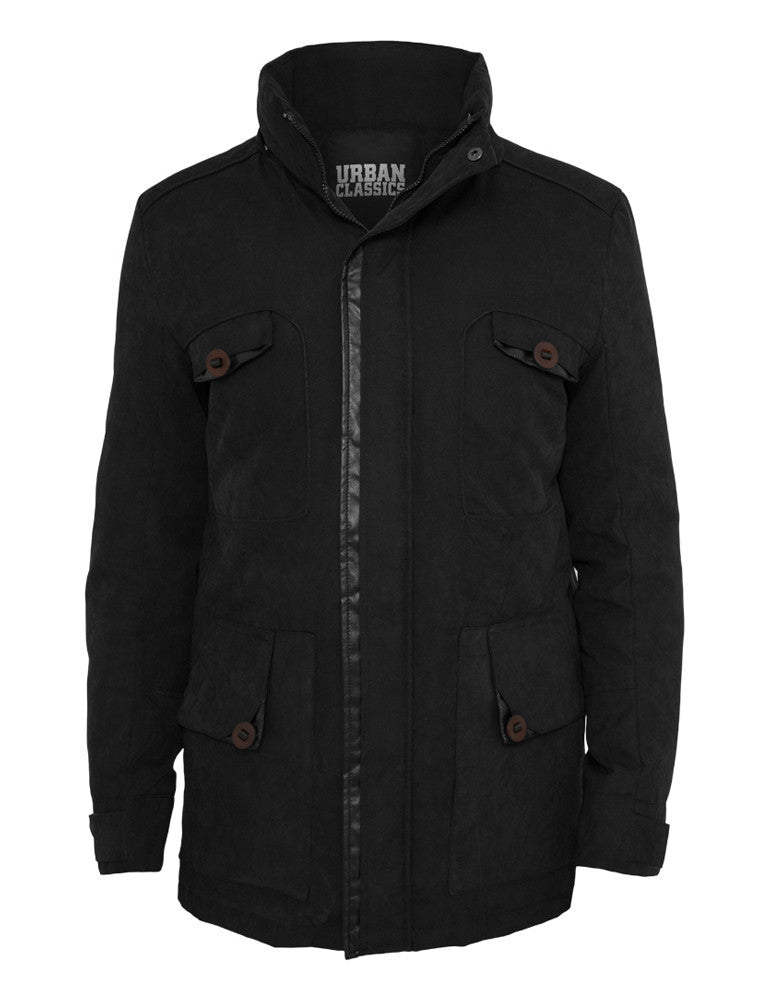 Down Parka TB575 black Black