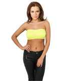 Ladies Neon Pads Bandeau TB682 neonyellow Yellow