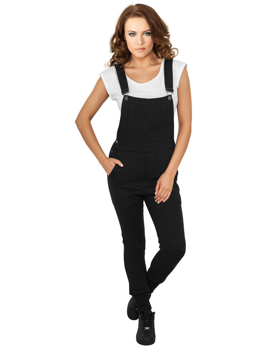 Ladies Overall (Sweat) TB803 black Black