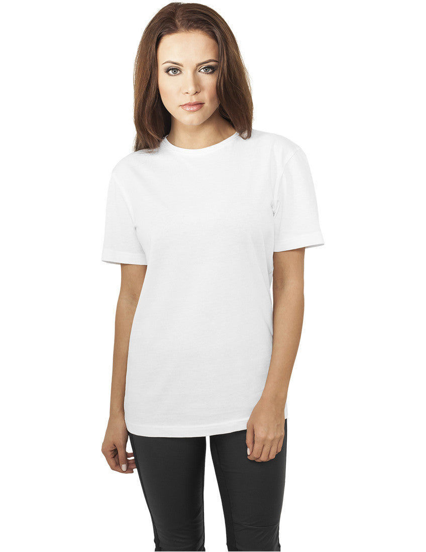 Ladies Boyfriend Tee TB900 white White