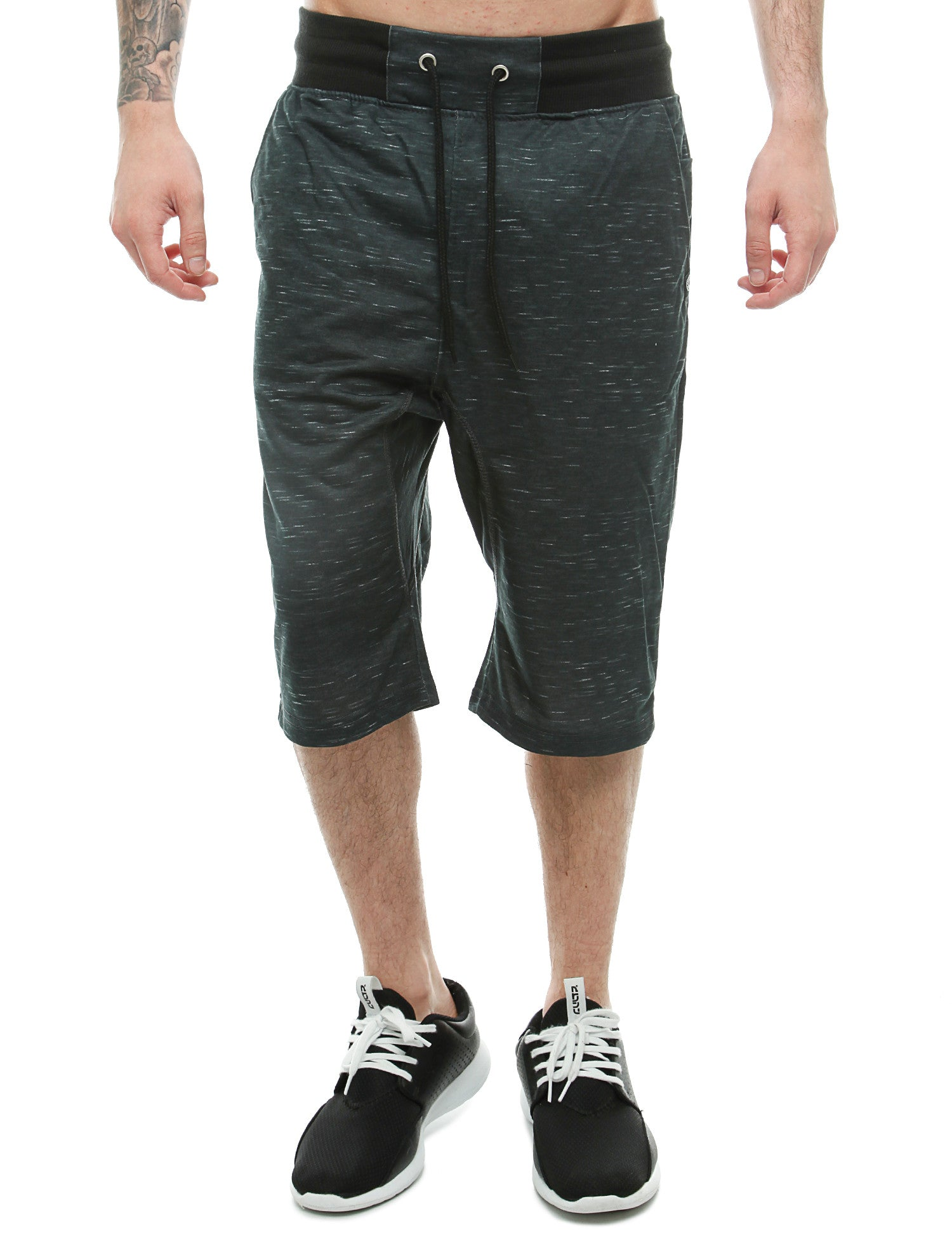 Akademiks JUMPSHOT Shorts A16SH22 Black
