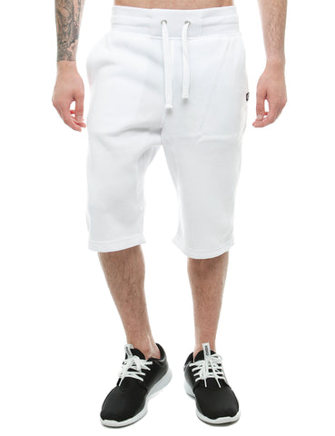 Akademiks SMOKE Shorts A16SH20 White