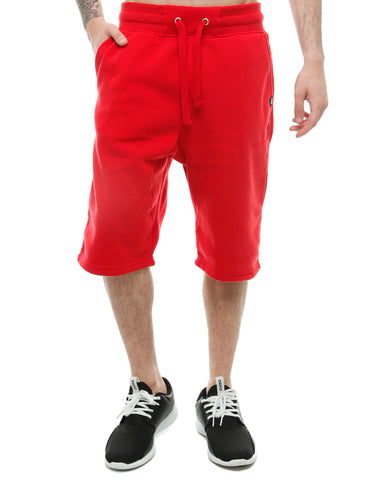 Akademiks SMOKE Shorts A16SH20 Red