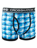 Crosshatch Pixflix Boxers 2-Pack Blue