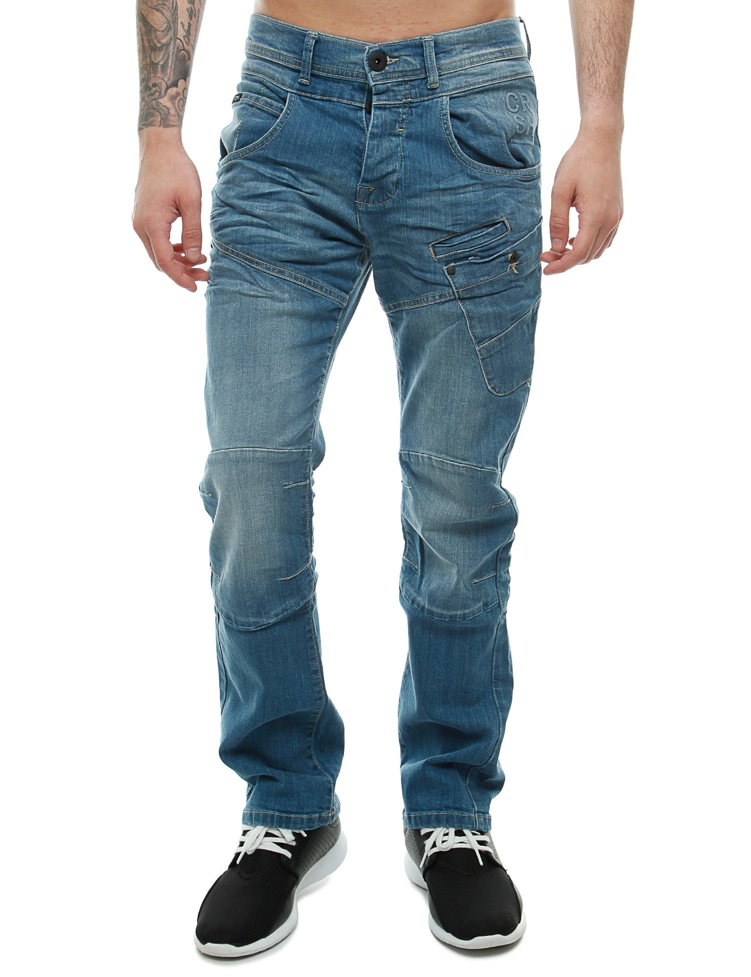 Crosshatch Sandalwood Jeans CH109671 Blue